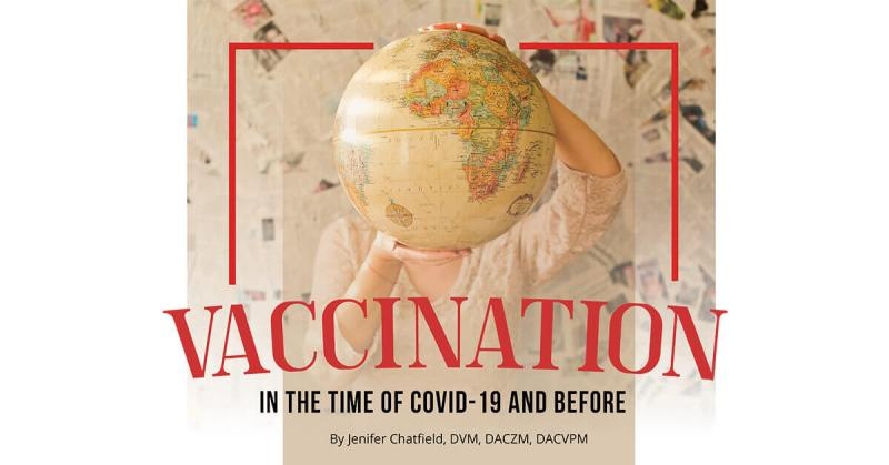 Vaccination in the time of COVID…and beyond!